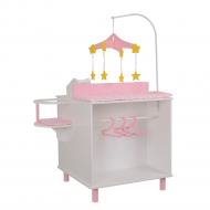 Столик для догляду за малюком One Two Fun My Baby`s Wooden Station