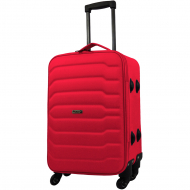Валіза Airport Red 898418, 55x35x20 см
