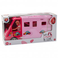 Машинка для ляльки One Two Fun My Doll and camper van