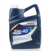 Моторне масло Pennasol «Super Pace 5W-40» (5 л)