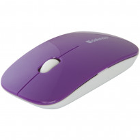 Миша Defender NetSprinter MM-545 Violet-White
