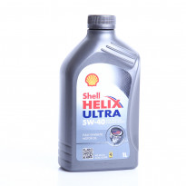 Масло Shell Helix Ultra 5W-40 моторне, 1 л