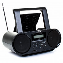 Магнітола Sony ZS-RS60BT (Black)