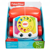 Іграшка-каталка Fisher-Price Веселий телефон