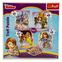 Набір пазлів Trefl Disney «Sofia the First»