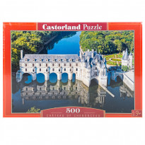 Пазл Castorland «Chateau of Chenonceau» (500 елементів)