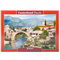 Пазл Castorland «Mostar, Bosnia and Herzegovina» (1000 елементів)