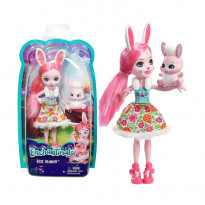 Лялька в наборі Enchantimals Bree Bunny and Twist