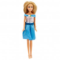Лялька One Two Fun My Fashion Dolls, сіро-блакитна
